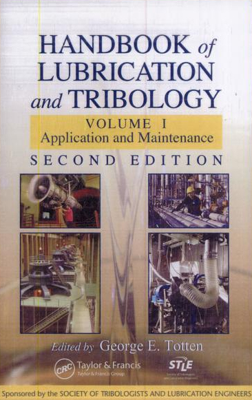 Handbook of Lubrication and Tribology